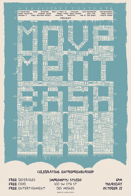 Movement Bash Poster